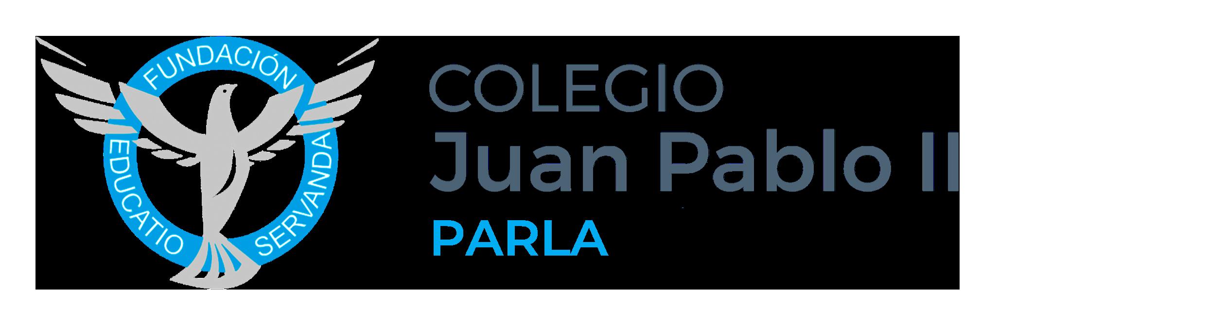 Colegio Juan Pablo II – Parla Logo